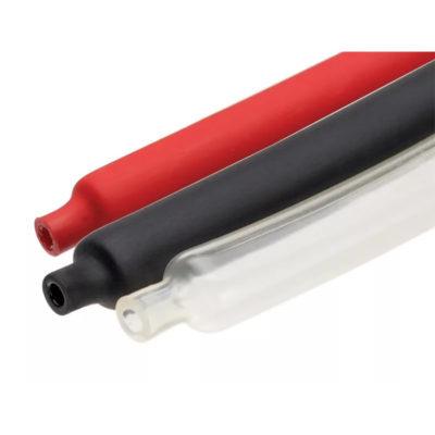 Термоусадка клеевая, трубка термоусадочная с клеевым слоем