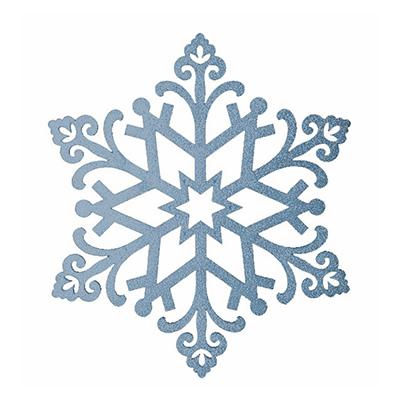 Снежинки на большую елку